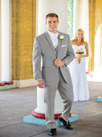 Grey Formal Tuxedos North Carolina